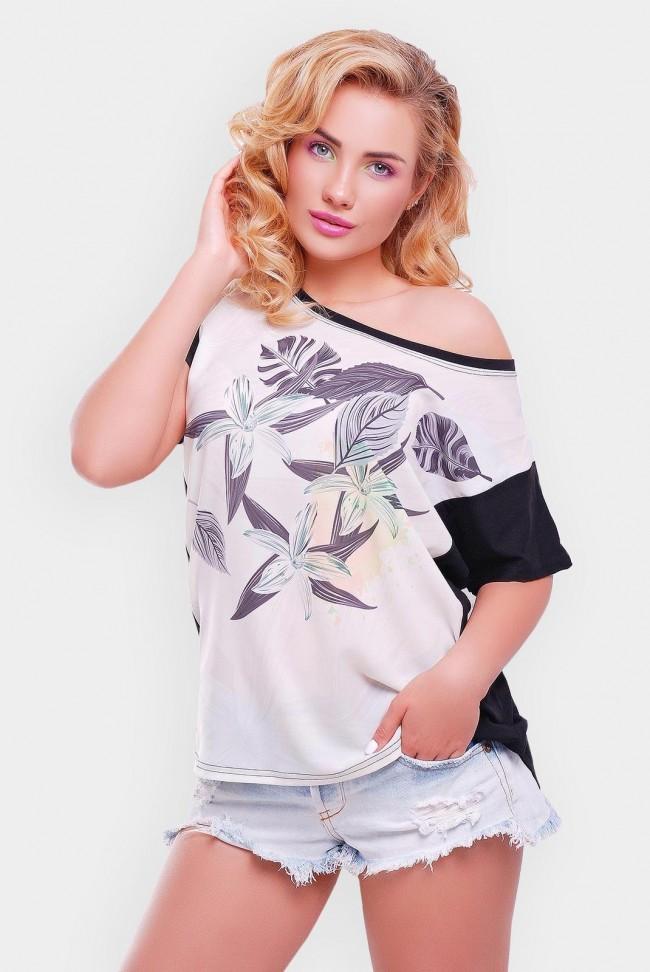 "футболка для прогулки на природе - ""Air"" FB-1346E1"