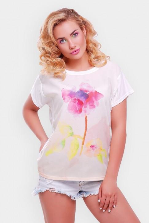 "Женская футболка с коротким рукавом - ""Air"" FB-1140W"