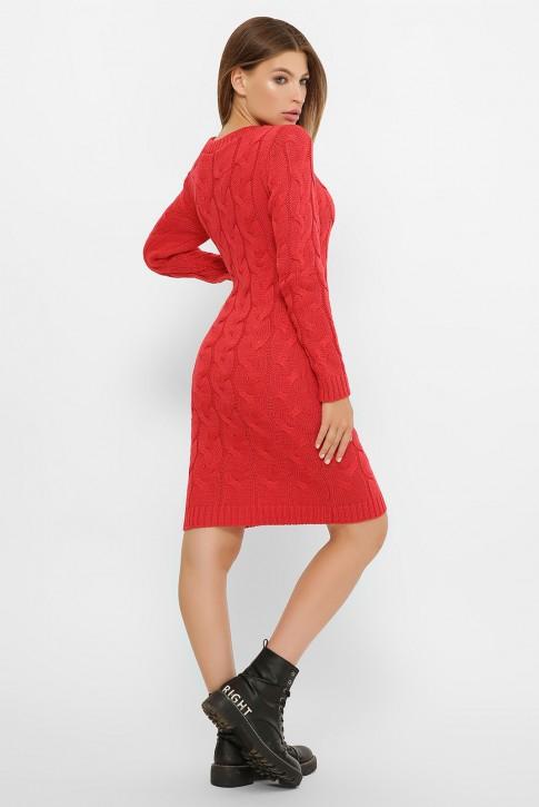 """Платье короткое """"LILU"""" VPK0002 (фото 2)"""