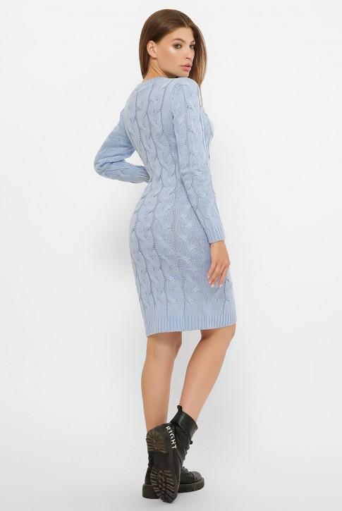 """Платье короткое """"LILU"""" VPK0012 (фото 2)"""