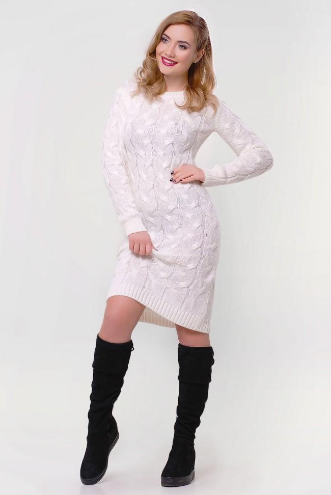 """Платье короткое """"LILU"""" VPK0016"""