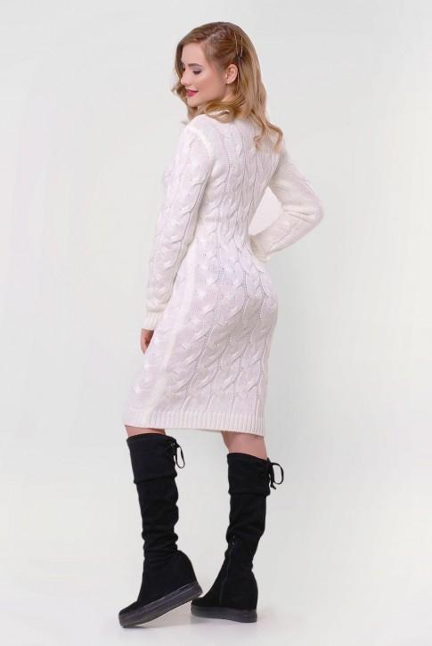 """Платье короткое """"LILU"""" VPK0016 (фото 2)"""