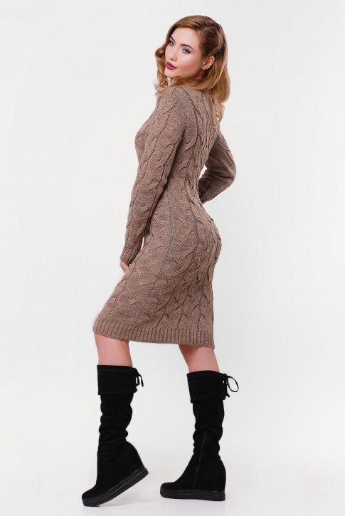 """Платье короткое """"LILU"""" VPK0013 (фото 2)"""