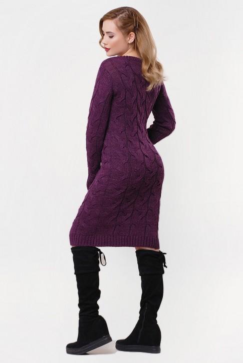"""Платье короткое """"LILU"""" VPK0008 (фото 2)"""