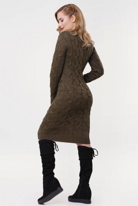 """Платье короткое """"LILU"""" VPK0001 (фото 2)"""