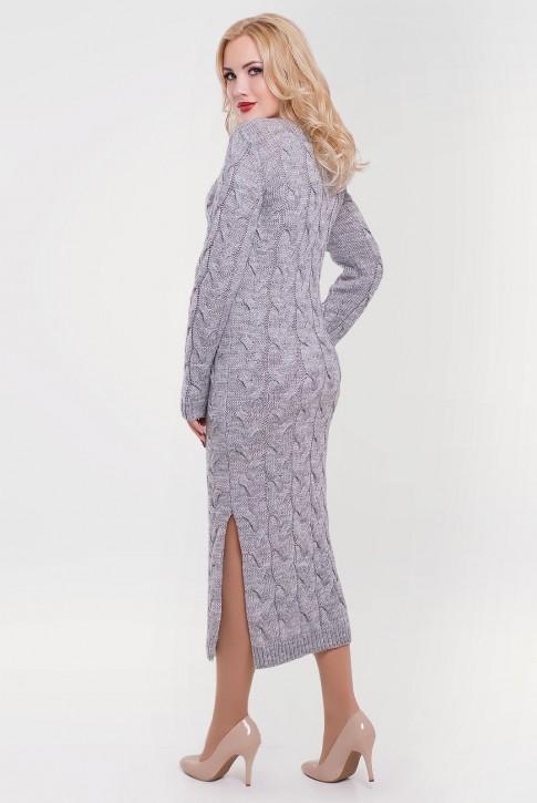 """Платье длинное """"LOLO"""" VPD0013 (фото 2)"""