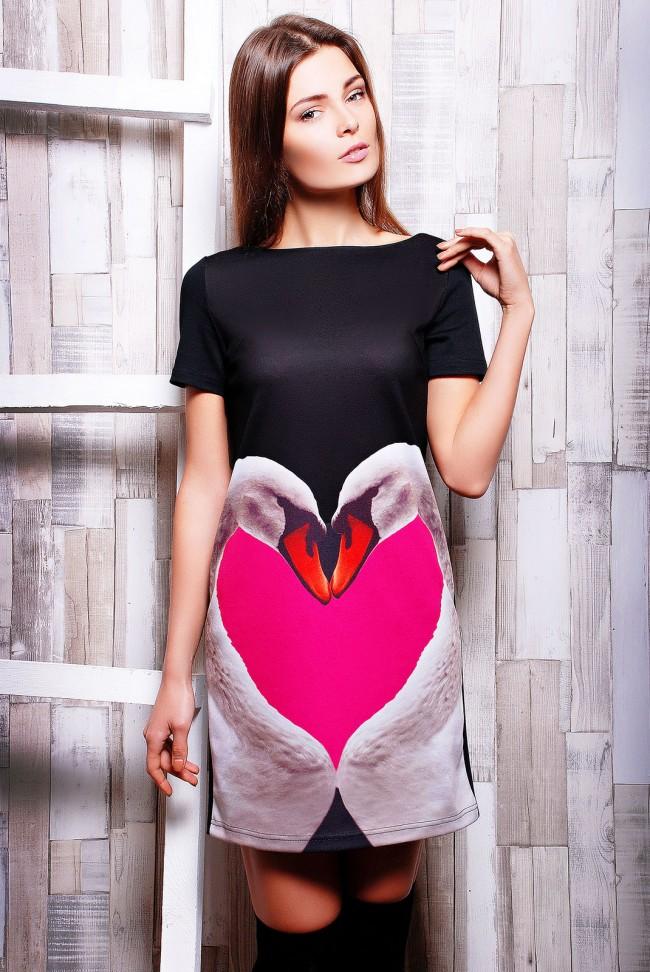"""Платье """"Swan"""" PL-1054A"""