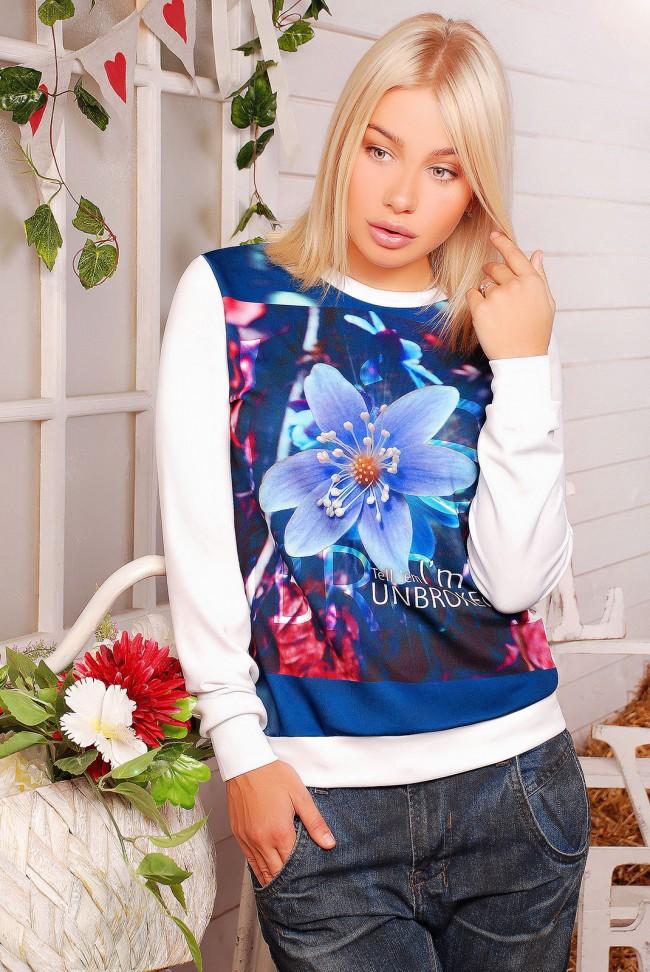 "Кофта ""Sweatshirt"" KF-1180D"