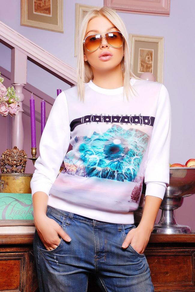 "Кофта ""Sweatshirt"" KF-1239D"