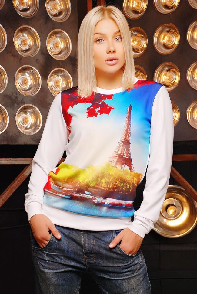 "Кофта ""Sweatshirt"" KF-1188D"