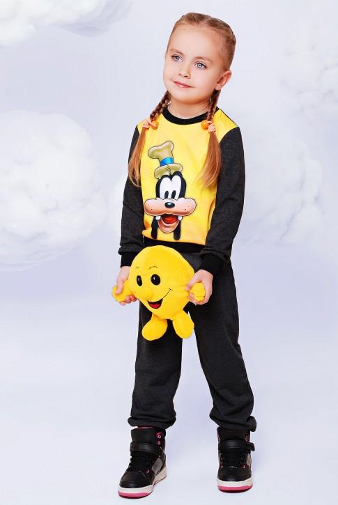"""Детский спортивный костюм Гуфи - """"Kids"""" KS-002"""