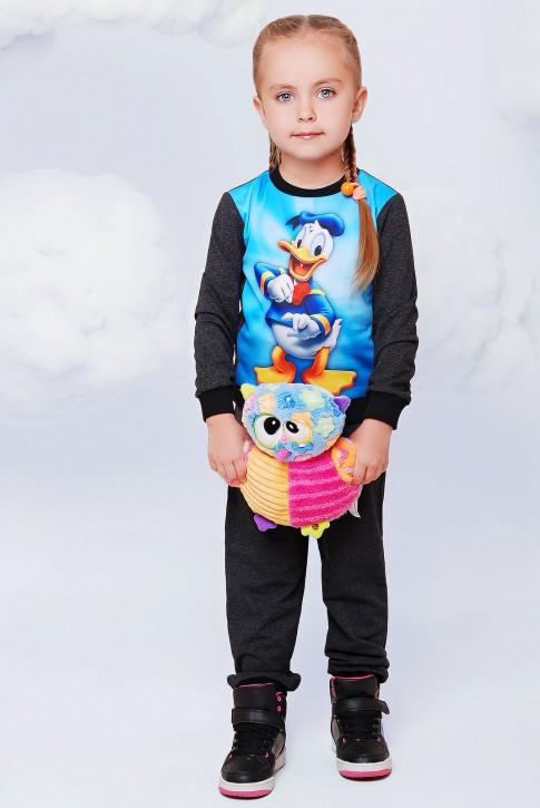 """Детский спортивный костюм Дональд - """"Kids"""" KS-003"""