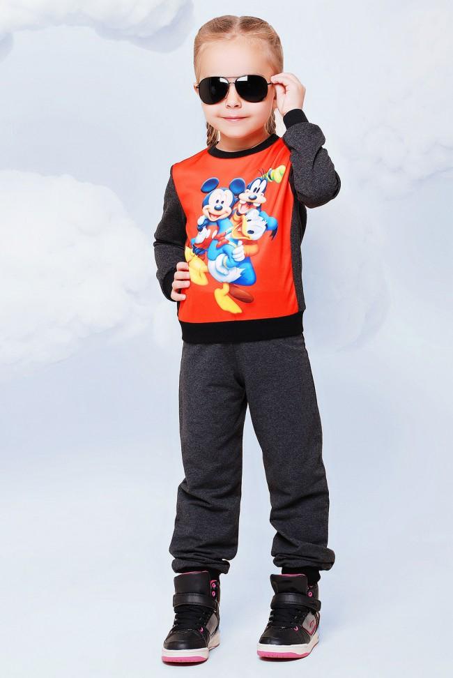 "Детский костюм, Disney принт - ""Kids"" KS-013"