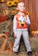 """Костюм """"Kids"""", Дональд принт,светло-серый - KS-032 (Детские костюмы, #3214)"""
