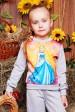 "Кофта с принцессой, свитшот - ""Kids"" KF-099 с Золушкой (Детские свитшоты, #3403)"