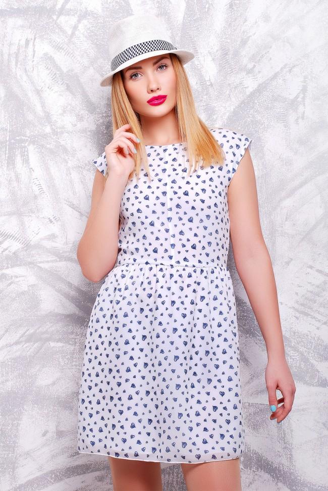 """Нежное романтичное платье """"Kristy"""" - PL-1307D"""