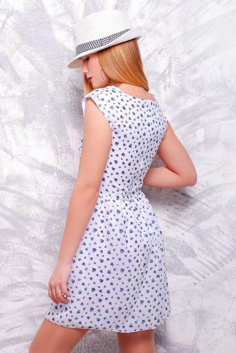 """Нежное романтичное платье """"Kristy"""" - PL-1307D (фото 2)"""