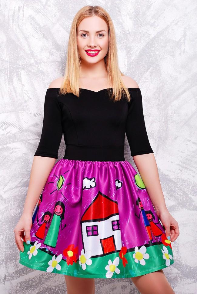 """Платье """"Lady"""" PL-1062H"""