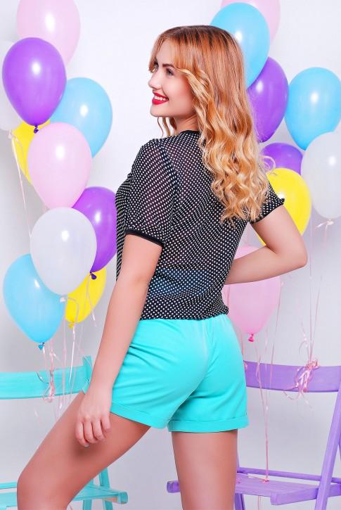 "Легкая летняя блуза - ""Comfort"" BZ-1328A (фото 2)"
