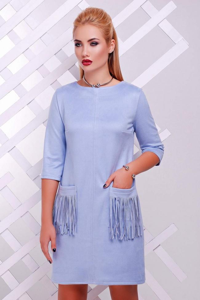 "Платье ""Бахрома"" KF-1359A"