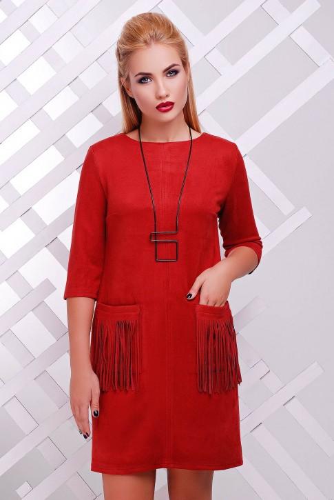 """Платье """"Бахрома"""" KF-1359C"""