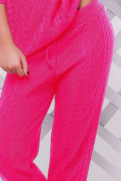 Яркие вязаные женские штаны - SHV0012 (фото 2)