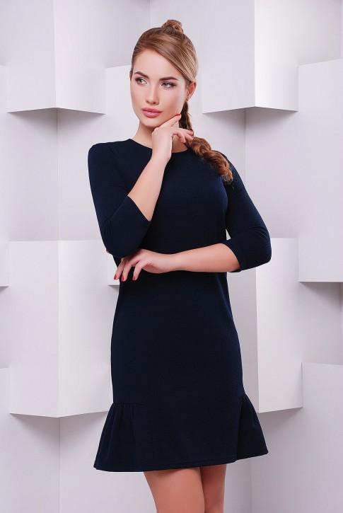 """Платье """"Рюша"""" PL-1395B"""