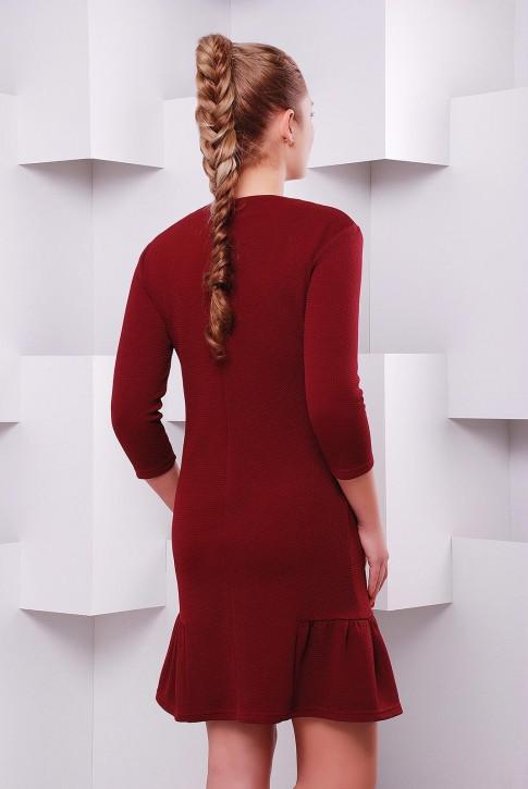 """Платье """"Рюша"""" PL-1395D (фото 2)"""