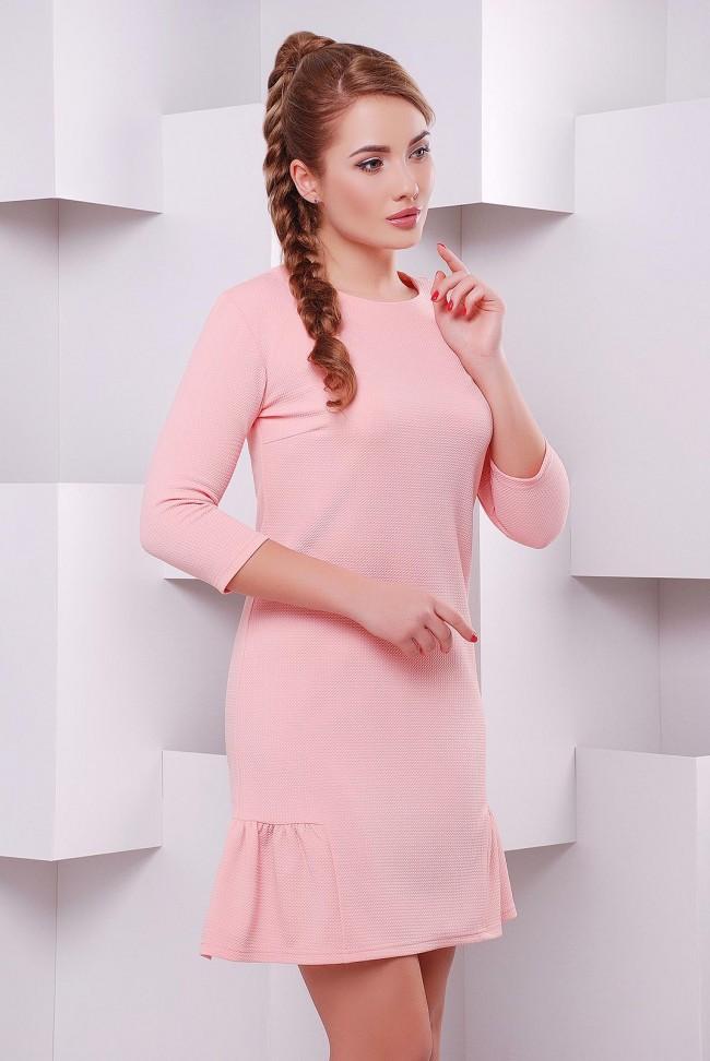 """Платье """"Рюша"""" PL-1395C"""