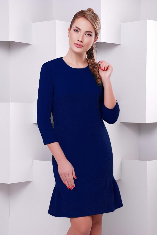 """Платье """"Рюша"""" PL-1395G"""