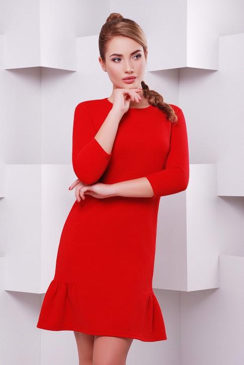 """Платье """"Рюша"""" PL-1395A"""