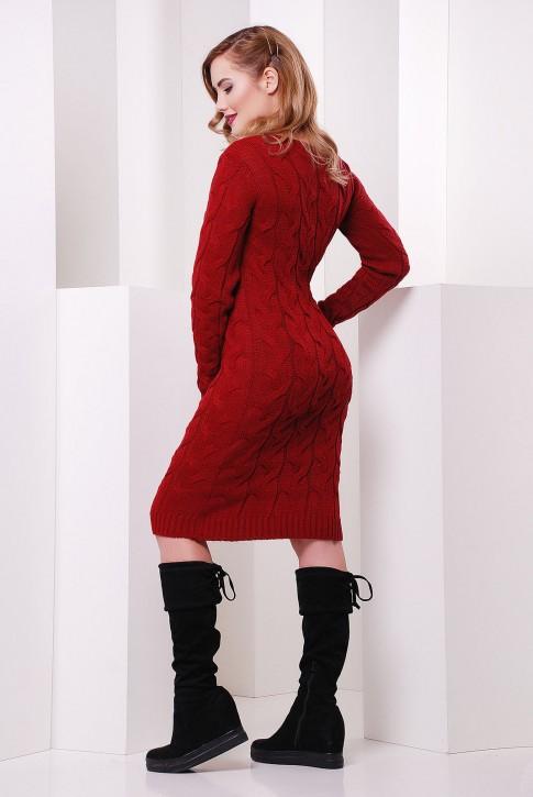 """Платье короткое """"LILU"""" VPK0006 (фото 2)"""