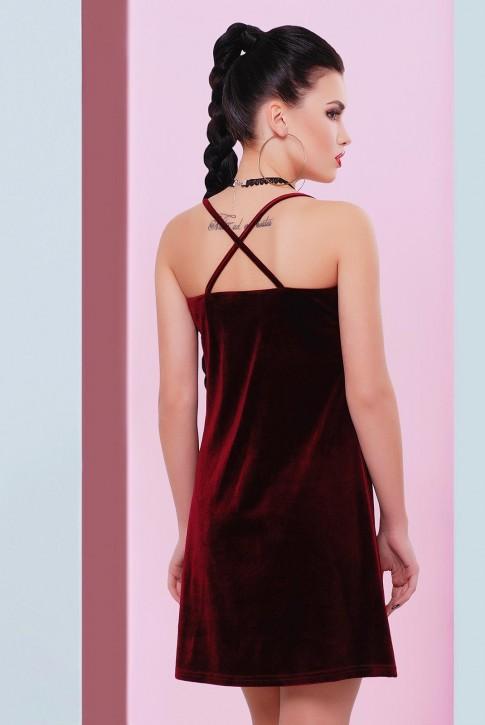 """Платье """"Evangeline"""" PL-1449A (фото 2)"""