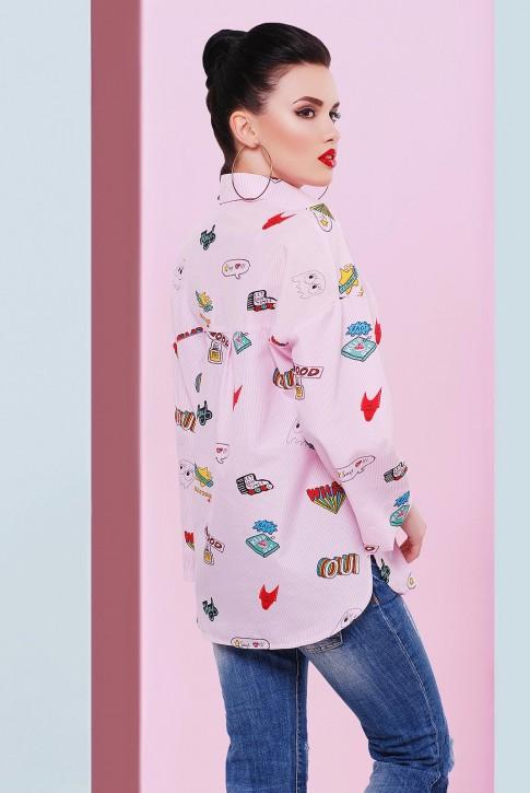 """Рубашка """"Cool"""" RB-1466B (фото 2)"""