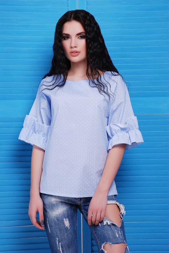 """Блуза """"Lili"""" BZ-1486B"""