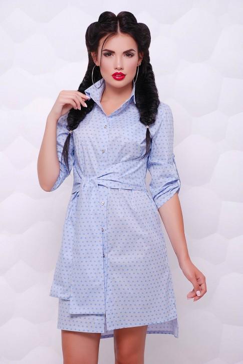 """Платье-рубашка """"Honey"""" PL-1511A"""