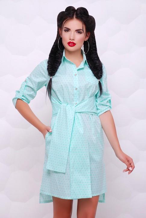 """Платье-рубашка """"Honey"""" PL-1511C"""