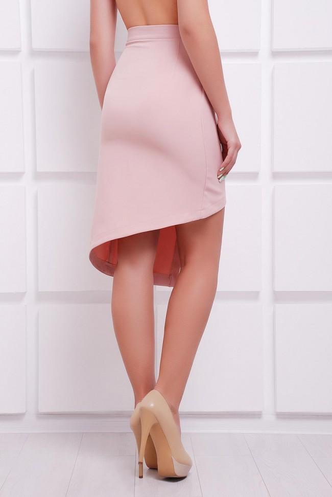 Фото юбки Asymmetry с запахом