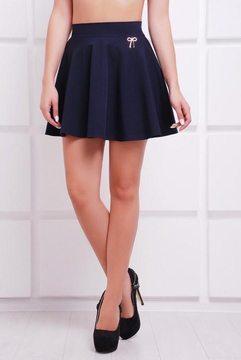 Юбка Sunny, темно-синяя YB-1519A | Распродажа