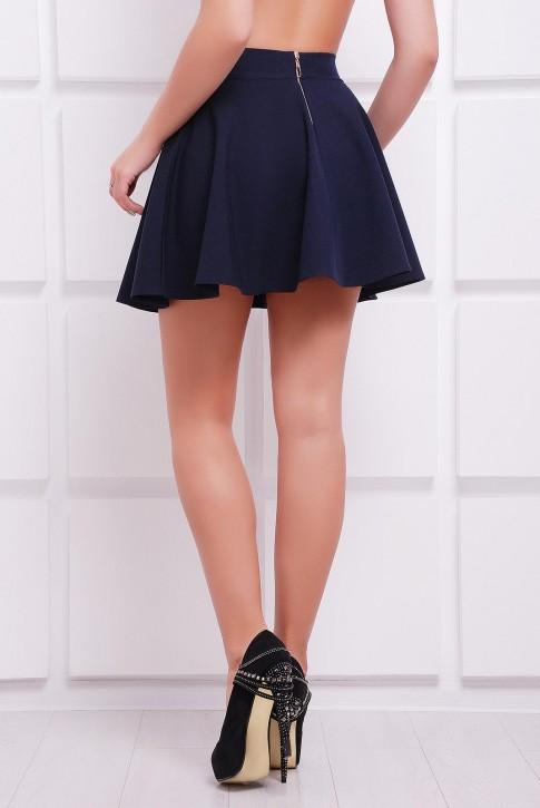 Юбка Sunny, темно-синяя YB-1519A | Распродажа (фото 2)