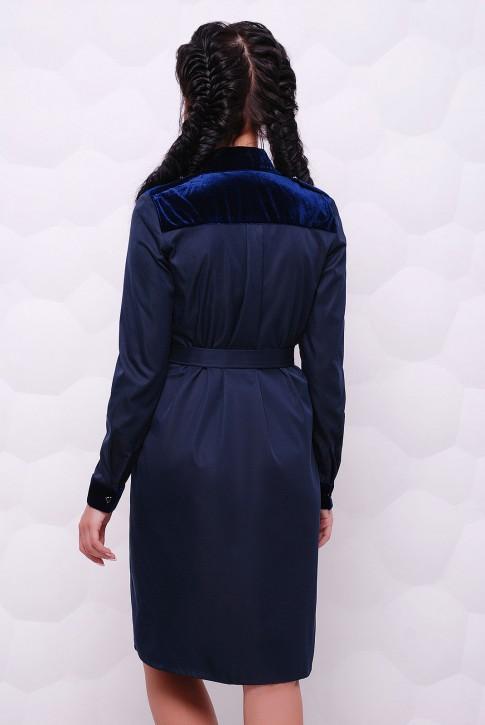 "Платье-рубашка ""Prestige"" PL-1524A (фото 2)"