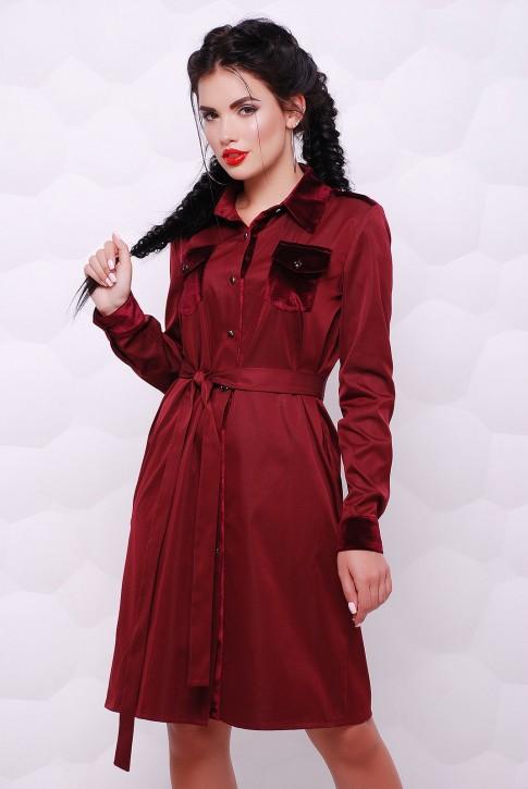 "Платье-рубашка ""Prestige"" PL-1524B"