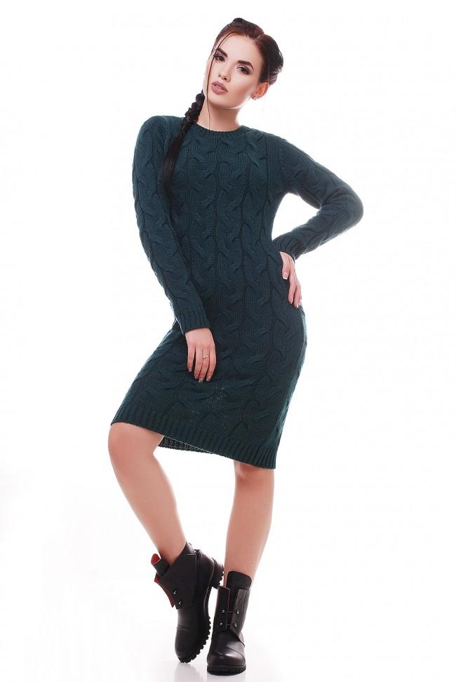 """Платье короткое """"LILU"""" VPK0018"""