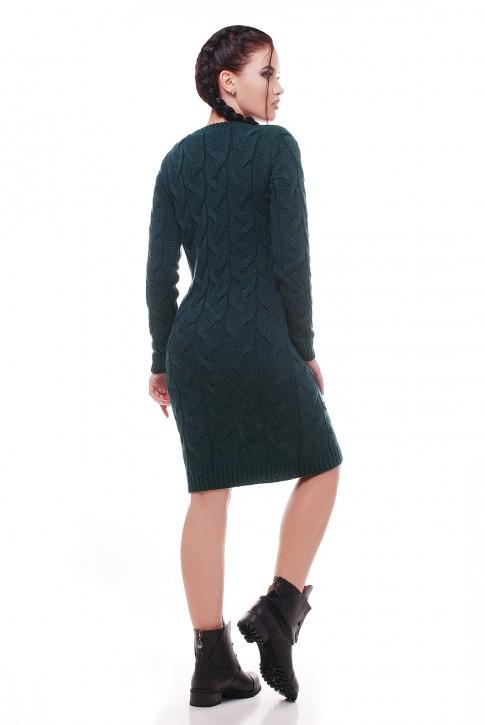 """Платье короткое """"LILU"""" VPK0018 (фото 2)"""