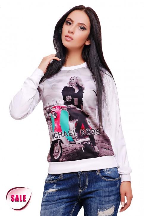 "Кофта ""Sweatshirt"" KF-1286d"