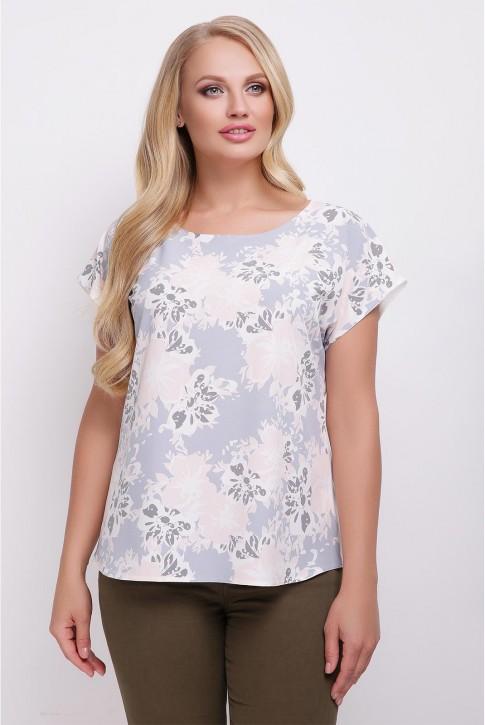 """Женская футболка большого размера """"Lada"""" FB-1610M"""