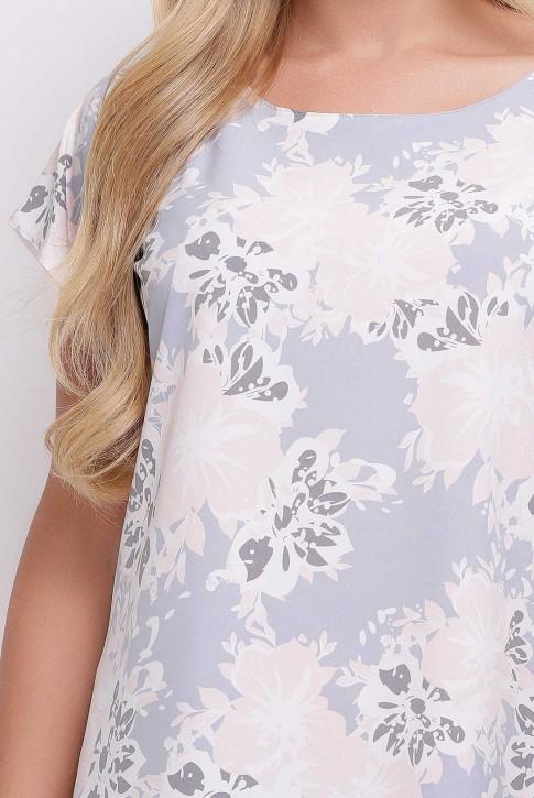 """Женская футболка большого размера """"Lada"""" FB-1610M (фото 2)"""