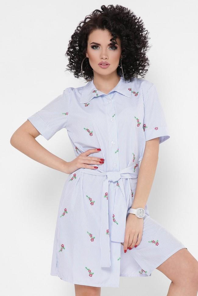 """Платье-рубашка """"Sophie"""" PL-1767C"""