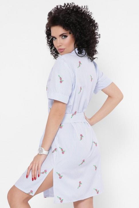 """Платье-рубашка """"Sophie"""" PL-1767C (фото 2)"""