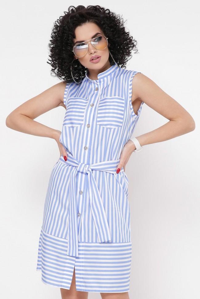 "Платье-рубашка ""Edison"" PL-1768A"